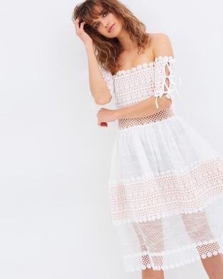 Elliatt – Winslow Dress White
