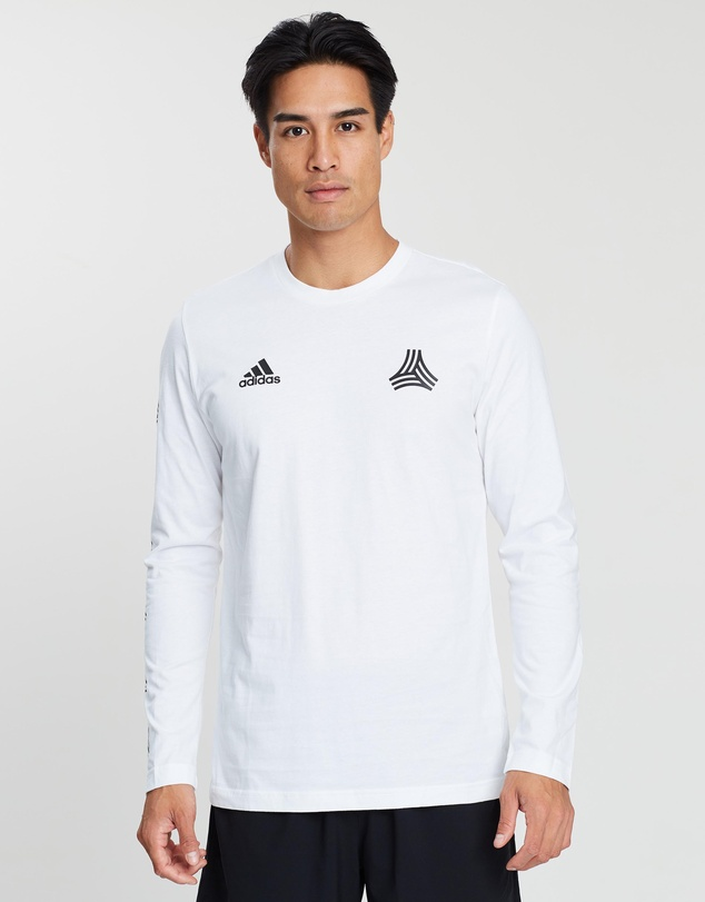 adidas Performance - Graphic LS Tee