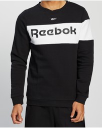 Reebok Performance - Training Essentials Fleece Crew Sweatshirt