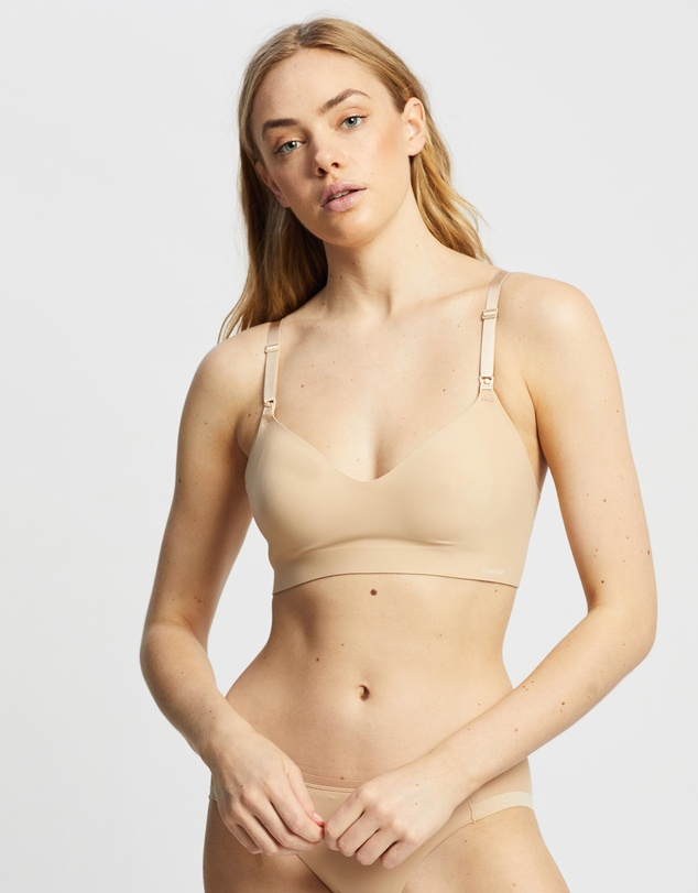 Calvin Klein - Invisibles Maternity Unlined Bralette