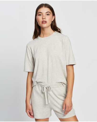 Assembly Label - Cotton Cashmere Lounge Tee