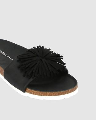 Los Cabos Prime - Sandals (Black)