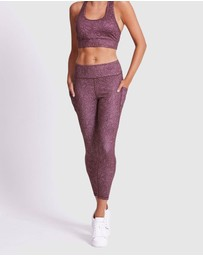 Dharma Bums - Day Dream Motion 7/8 Leggings