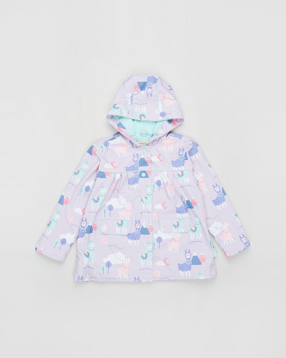 Penny Scallan Raincoat Kids Accessories Loopy Llama