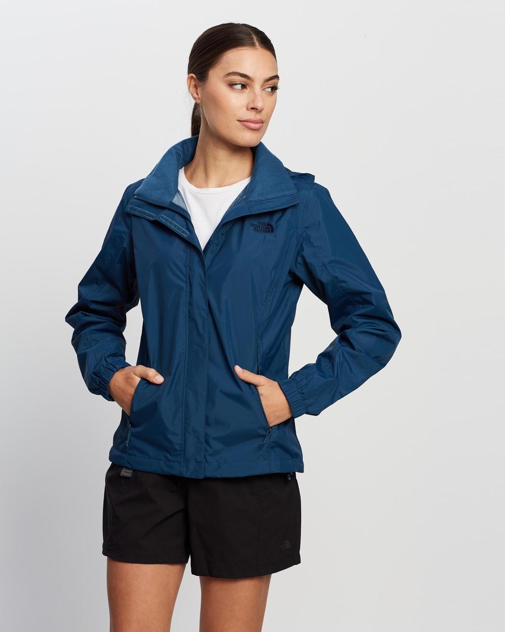 The North Face Resolve 2 Jacket Coats & Jackets Monterey Blue