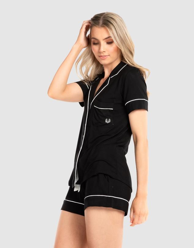 Women Manor Shorts PJ Set