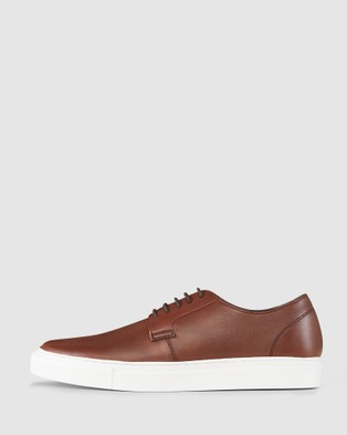 AQ by Aquila Burnie Sneakers - Lifestyle Sneakers (Cognac)