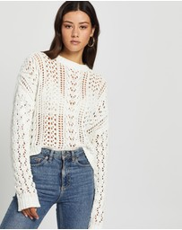 Volcom - Wish Net Sweater