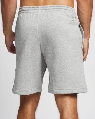Reebok Classics Knit Shorts - Shorts (Medium Grey Heather)