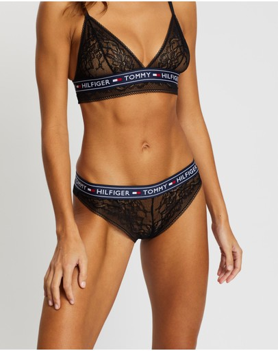 Tommy Hilfiger - Authentic Lace Thong