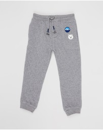 Purebaby - Quilted Track Pant - Kids