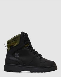 DC Shoes - Mens Peary Winter Boots