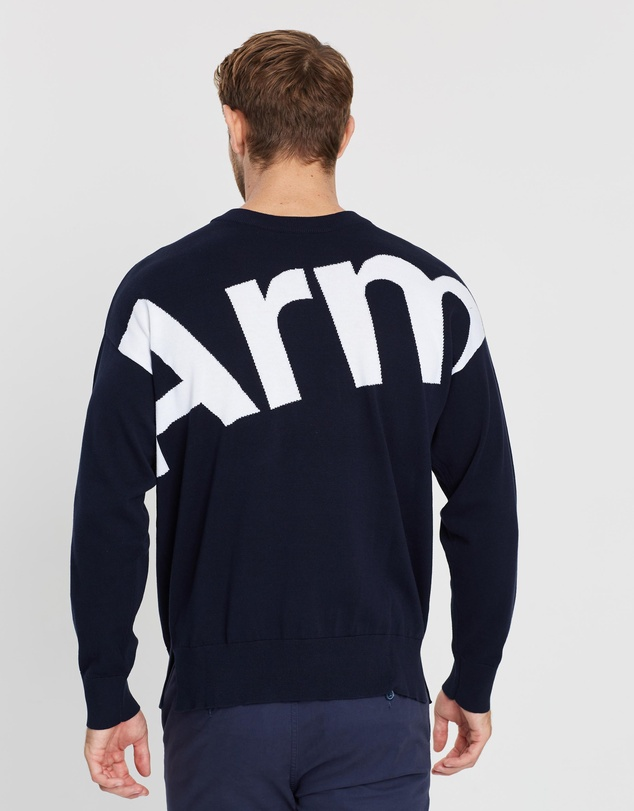 Emporio Armani - Knitted Pullover
