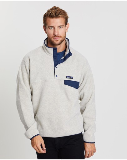 Patagonia - Lightweight Synch Snap-T Pullover