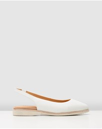 Rollie - Madison Slingback Shoes