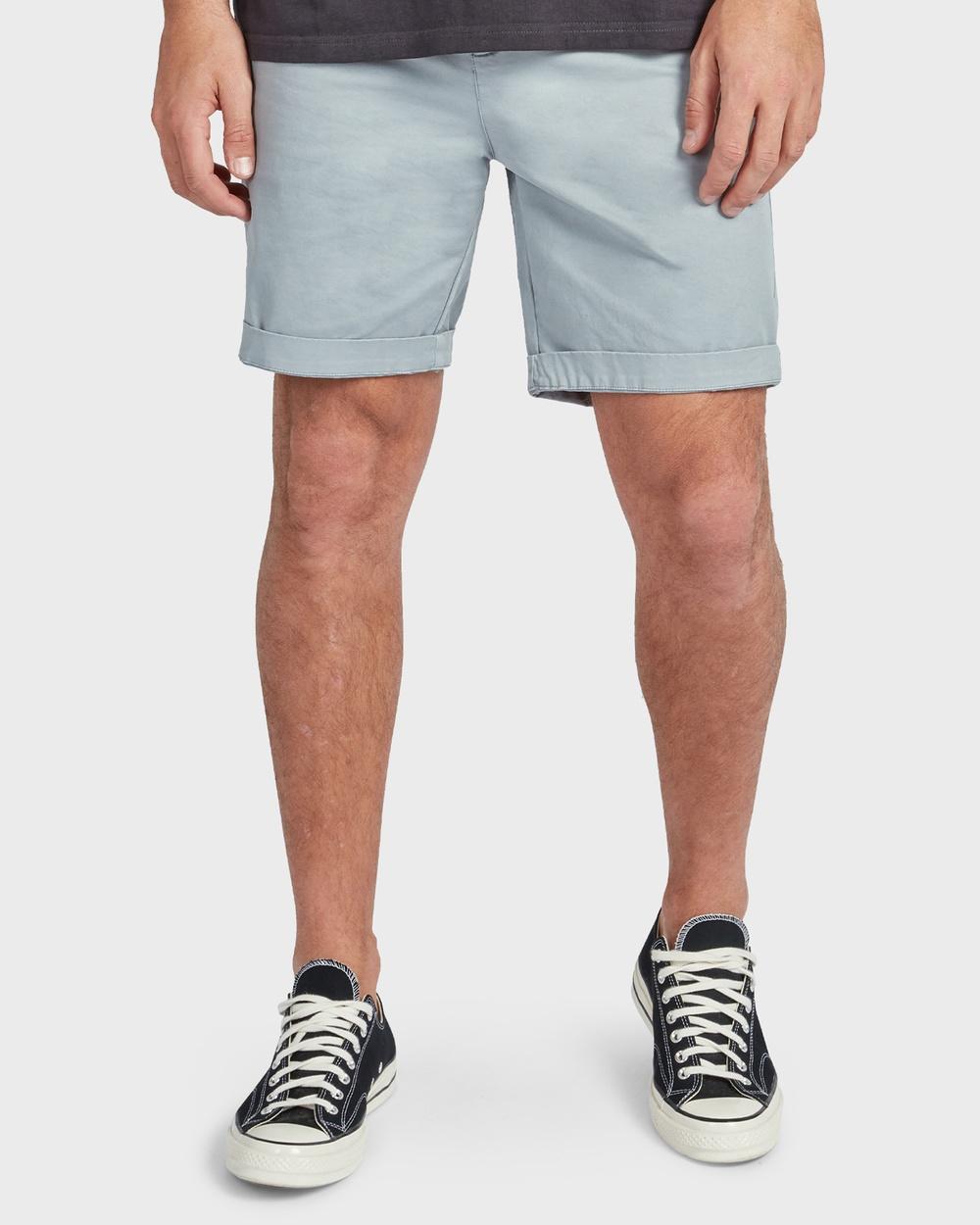Academy Brand Cooper Chino Short Shorts Blue