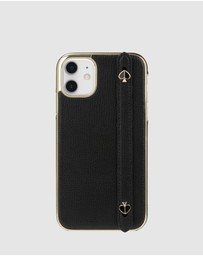 Kate Spade - Kate Spade New York Hand Strap Case for iPhone 11