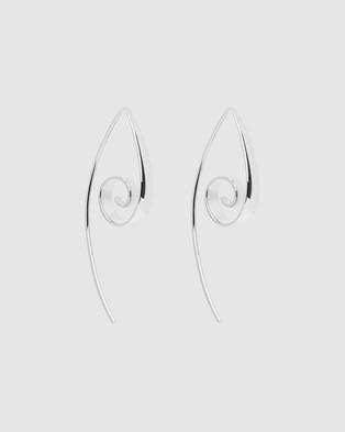 Najo Bobo Earrings - Jewellery (Silver)