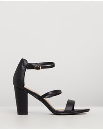 SPURR - Claris Block Heels