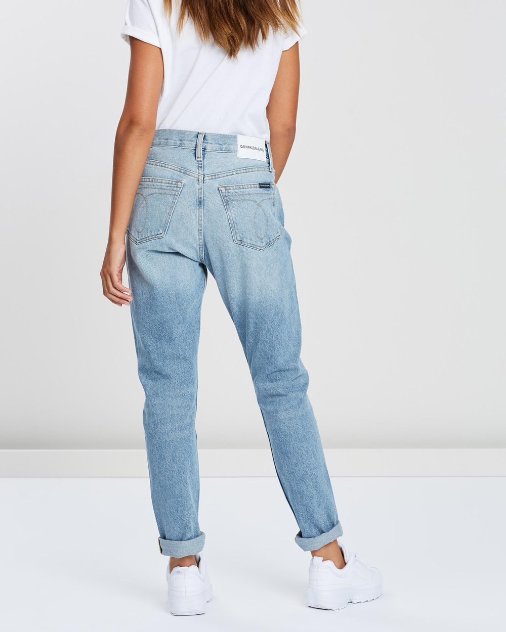 ea9751486 High Rise 020 Slim Jeans by Calvin Klein Jeans Online | THE ICONIC |  Australia