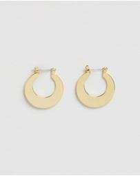 Luv Aj - The Bianca Hoops