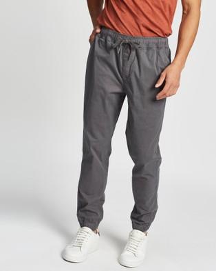 Marcs Dario Gd Jogger - Pants (CHARCOAL)