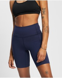 Under Armour - Meridian Bike Shorts