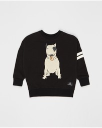 Rock Your Kid - ICONIC EXCLUSIVE - Bull Terrier Sweatshirt - Kids