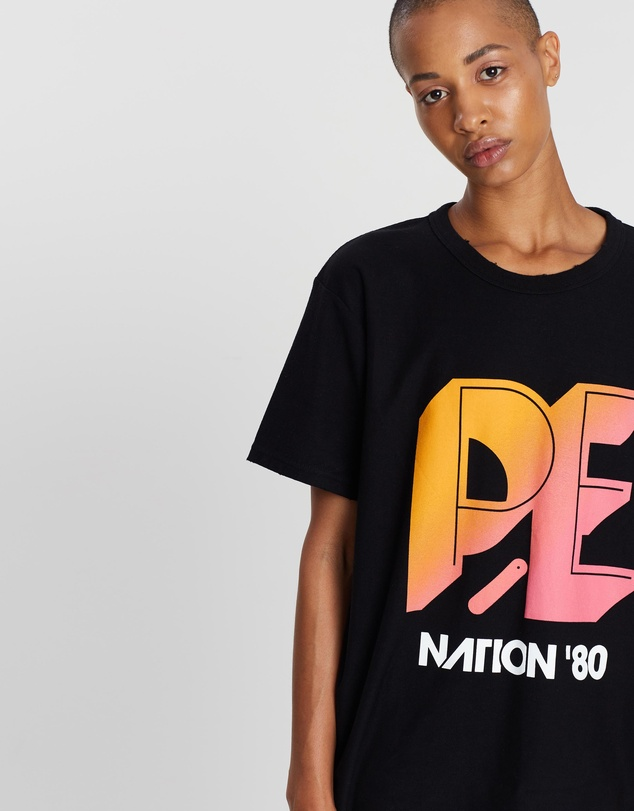P.E Nation - Overspin Tee