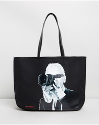 Karl Lagerfeld - Karl Legend Photographer Tote