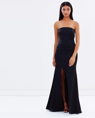 Talulah – Bias Gown – Dresses (Black)