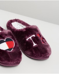 Tommy Hilfiger - Love Tommy Home Slippers