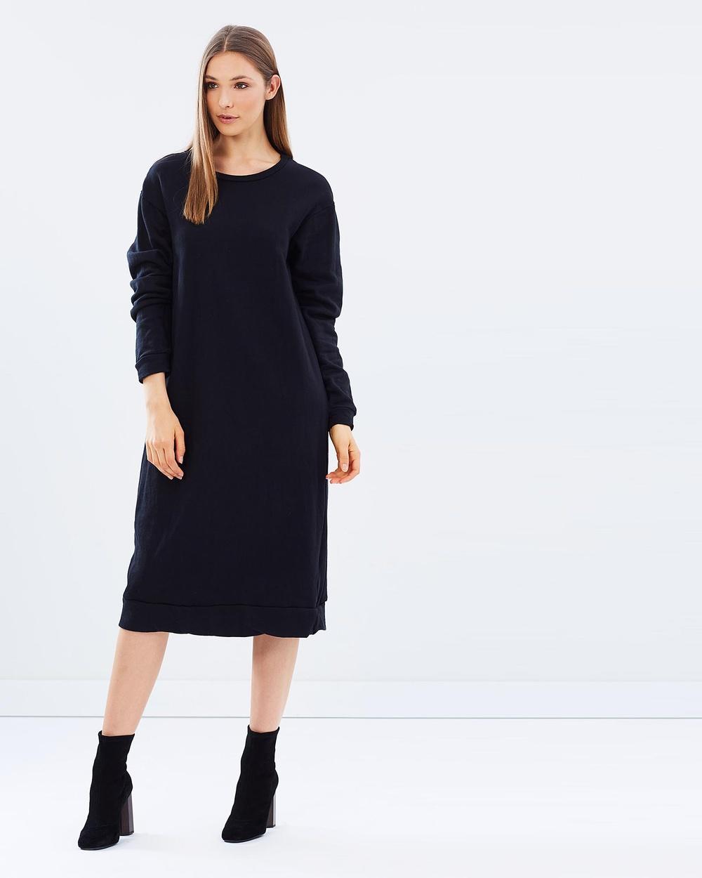 Primness Noir Nexty Jumper Dress