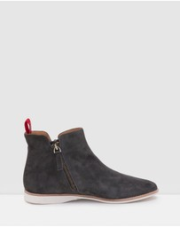 Rollie - Madison Side Zip Boots