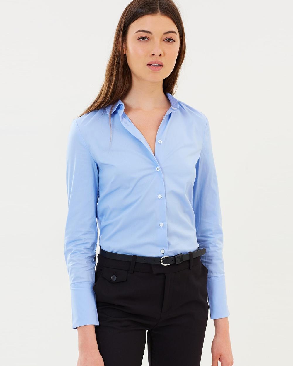 M.N.G Luisa Shirt Tops Celeste Luisa Shirt