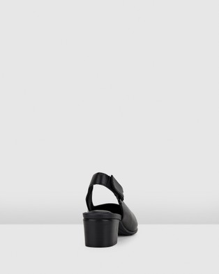 Hush Puppies The Low Sling - All Pumps (Black)