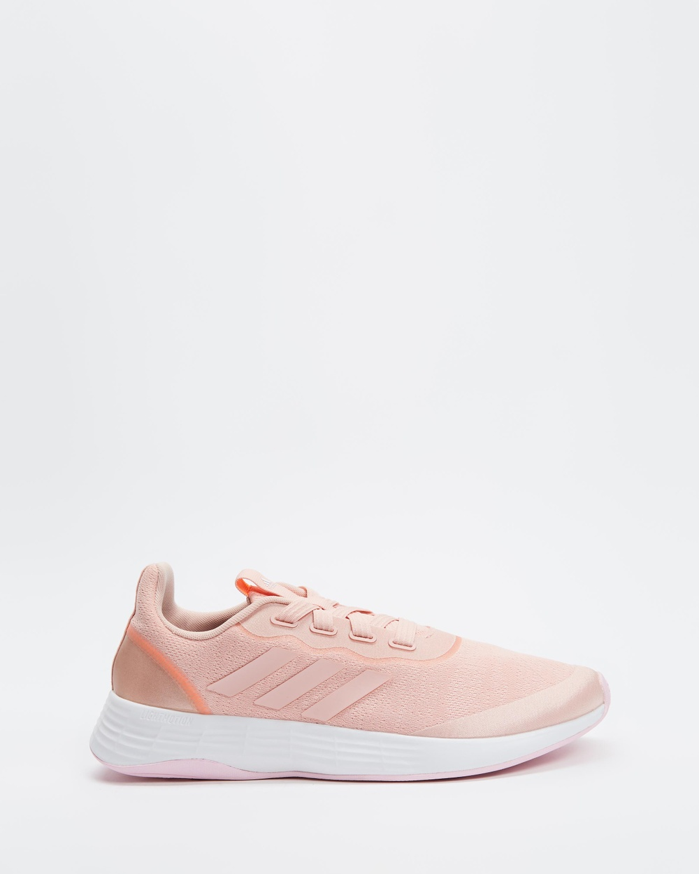 adidas Performance QT Racer Sport Shoes Women's Vapour Pink, Vapour Pink & Screaming Orange
