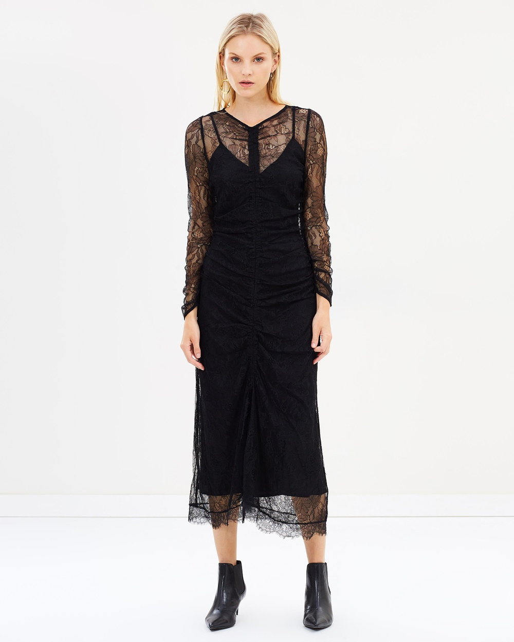 alice McCALL Here It Comes Dress Dresses Black Here It Comes Dress