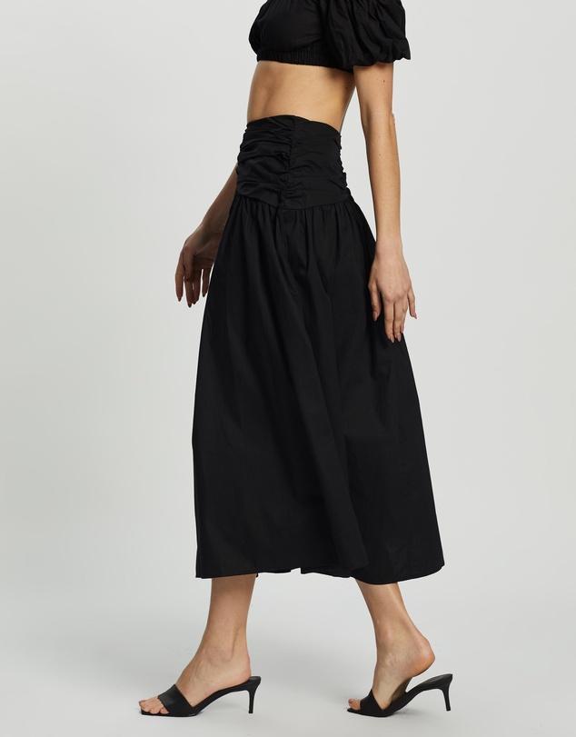 Women Holly Midi Skirt