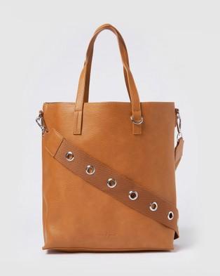 Urban Originals New Dawn Tote - Handbags (Tan)