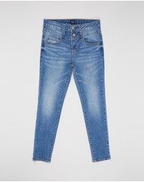 GapKids - High-Waisted Jeggings - Kids