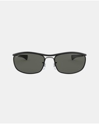 Ray-Ban - Metal Unisex Sunglasses