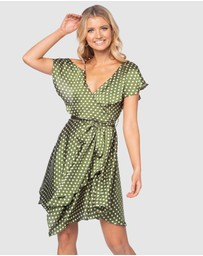 Pilgrim - Alexi Wrap Dress