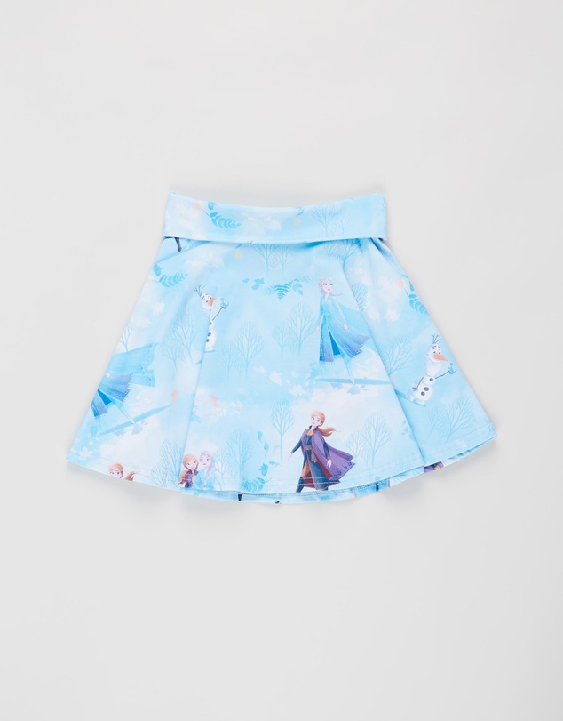 Rock Your Kid - ICONIC EXCLUSIVE - Frozen Elsa Circle Skirt - Kids
