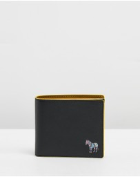 PS by Paul Smith - Zebra Bifold Coin Wallet