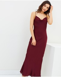 Shona Joy - Bias Slip Dress
