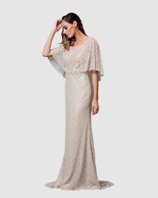 Tania Olsen Designs - Carolyn - Bridesmaid Dresses (Champagne) Carolyn