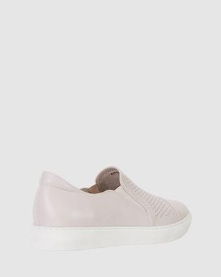 Jane Debster Celina - Slip-On Sneakers (TAUPE)