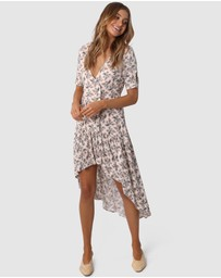 Lost in Lunar  - Roxy Maxi Dress