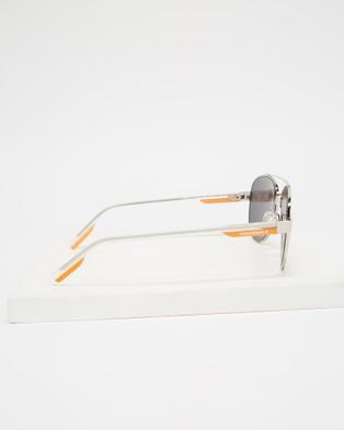 Converse - Disrupt Sunglasses (Matte White )